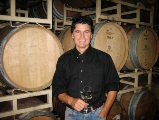 Winemaker Marco Cappelli