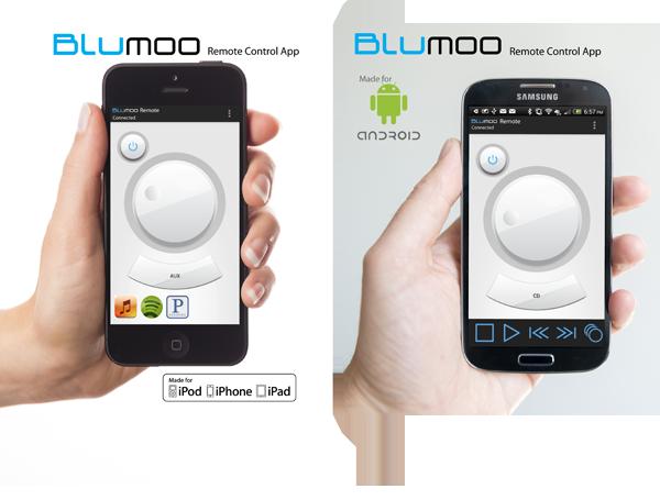 Blumoo iOS/Andoid App