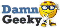 DamnGeeky Logo