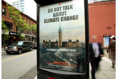 Celebrate! The Posters Are Up In Ottawa!