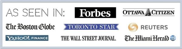 New Press Logos