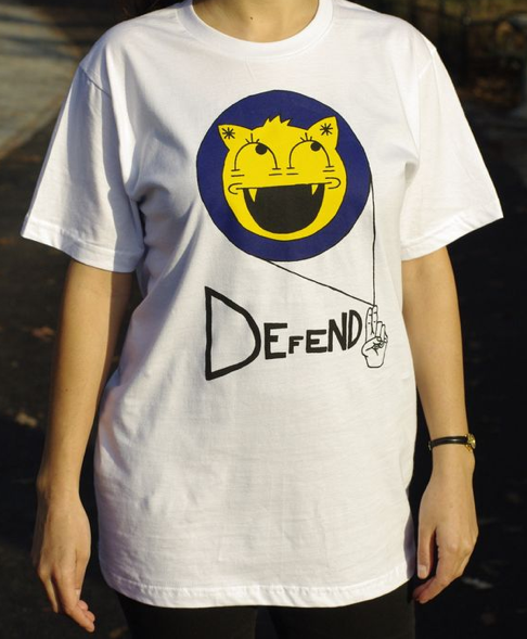 Internet Defense League T-Shirt