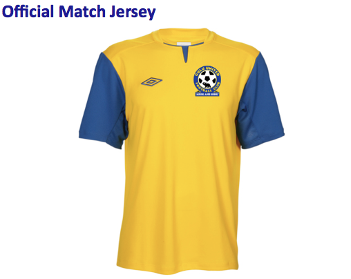 Match Jersey