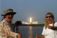 Lift Off! STS-118