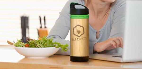 Bamboo Bumbleroot Water Bottle - Prize