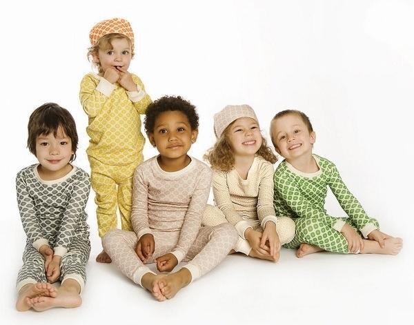 Outdoor Kindergarten Pajamas
