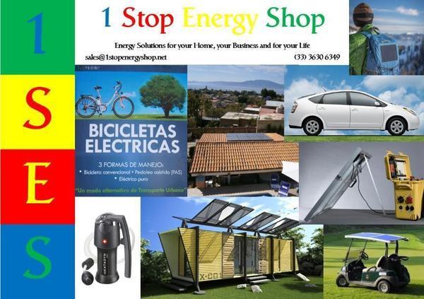 1 Stop Energy Shop