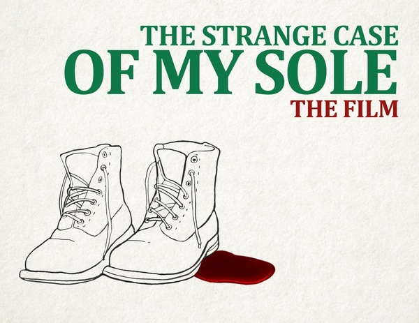 The Strange Case Of My Sole Poster