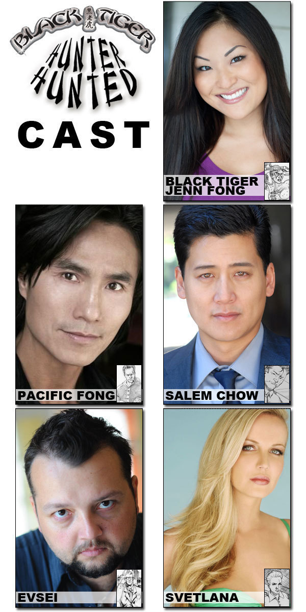 Cast Headshot