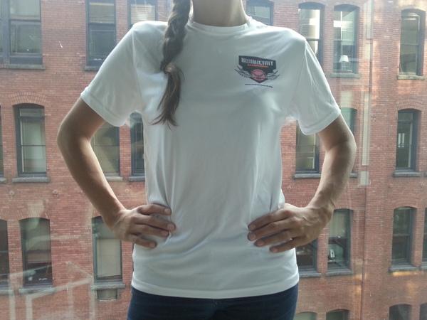 IronHeart T-shirt Front