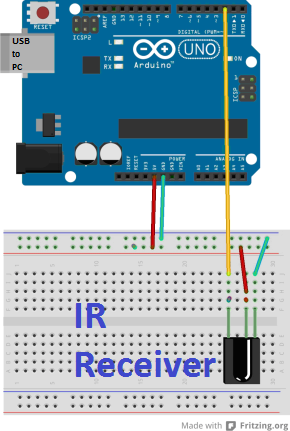 AnalysIR - Wiring to Arduino, Support Our campaign Today!