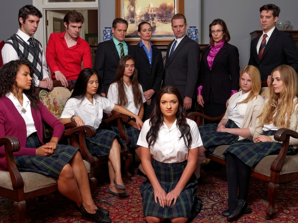 Cast of Bennington Gothique