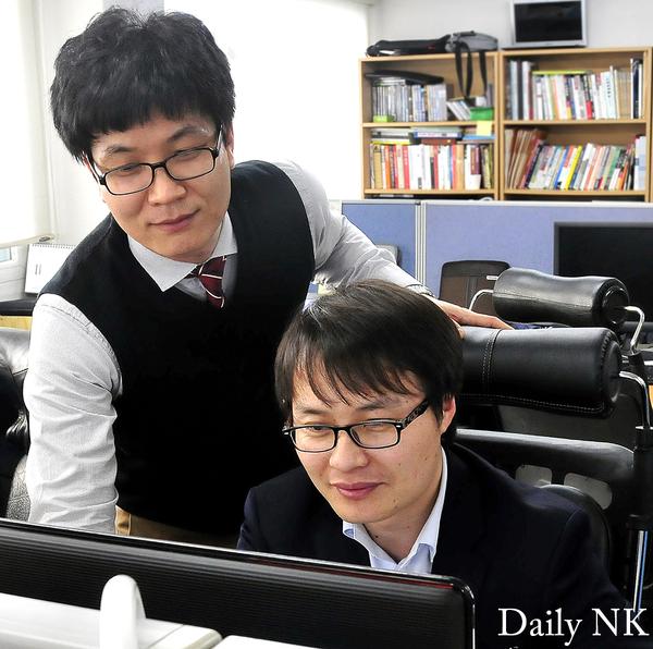 President Park Inho @ Daily NK