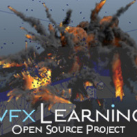 VFX Learning Open Source Project