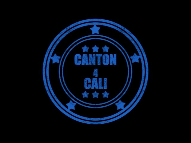 Canton to Cali