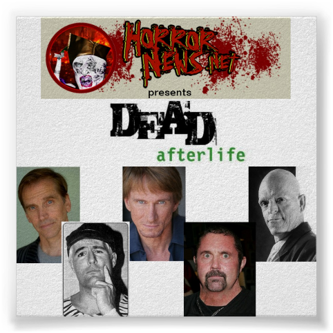 60adc6c3a6dd4 GUESS WHO S COMING TO DONALD CONLEE S FUNERAL... THE CAST OF DEAD afterlife  ...