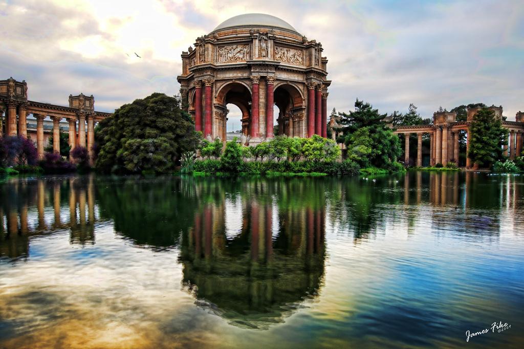 Palace of Fine Arts SF, CA