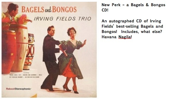 Bagels & Bongos!