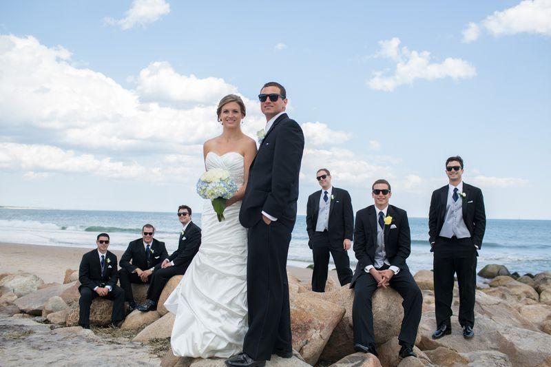 Waveborn Wedding