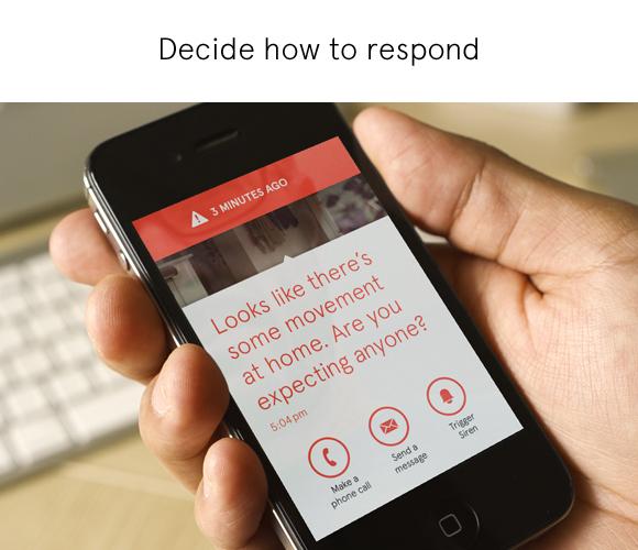 Decide how to respond