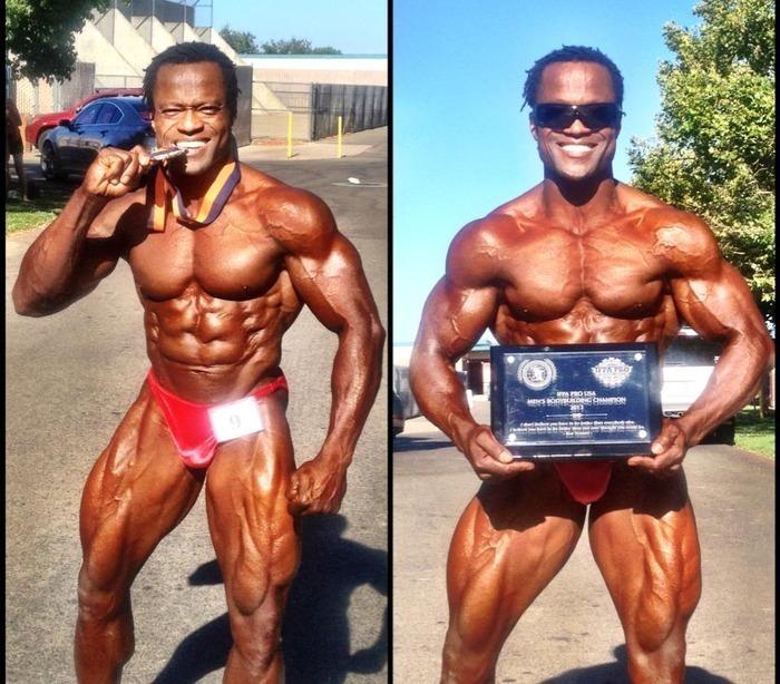 Moji won the IFPA Championship