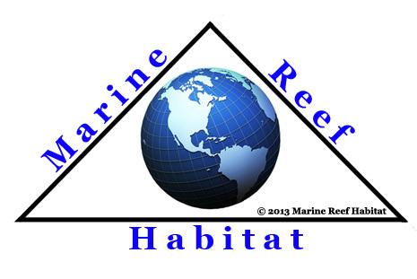 Marine Reef Habitat Logo